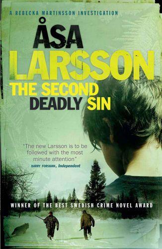 Åsa Larsson: The Second Deadly Sin cena od 136 Kč