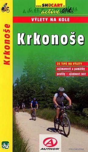 --- Neznámé nakladatelství --- Krkonoše - výlety na kole cena od 105 Kč