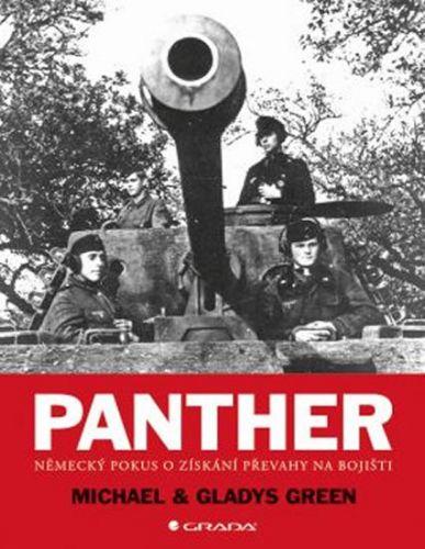 Michael Green, Gladys Green: Panther cena od 423 Kč