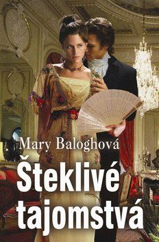 Mary Balogh: Šteklivé tajomstvá cena od 191 Kč