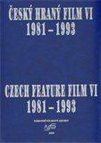 Český hraný film VI 1981-1993 cena od 0 Kč