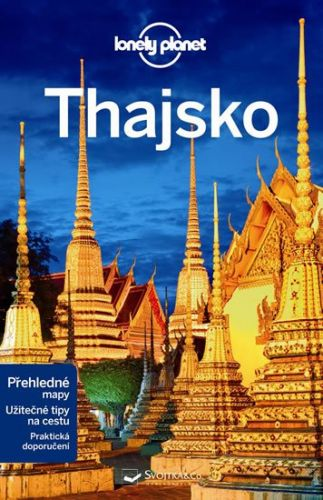 Thajsko - Lonely Planet cena od 584 Kč