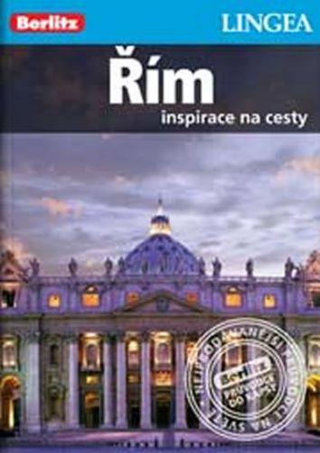 Lingea Řím - Inspirace na cesty cena od 121 Kč