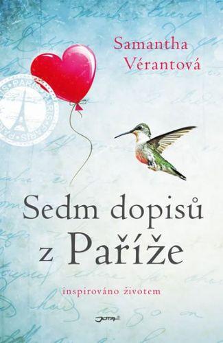Samantha Vérant: Sedm dopisů z Paříže cena od 159 Kč