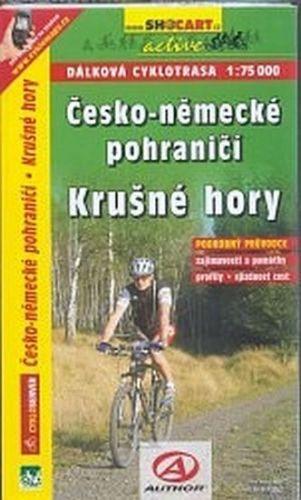 Česko-něm.pohr.-cyklotrasa cena od 82 Kč