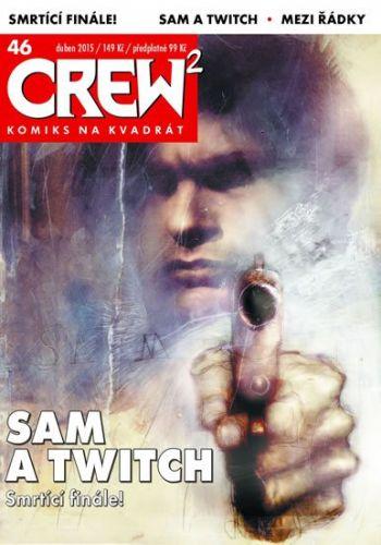 Crew2 - Comicsový magazín 46/2015 cena od 97 Kč