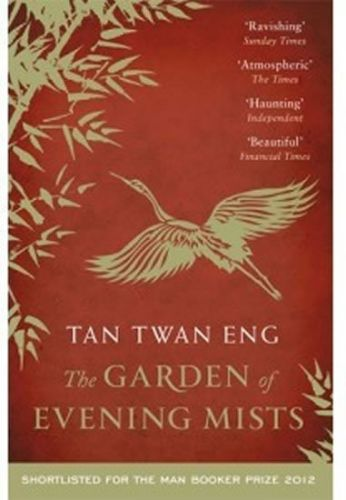 Tan Twan Eng: The Garden of Evening Mists cena od 273 Kč