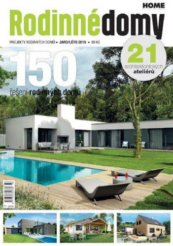 JAGA Projekty Rodinných domů 2015 Jaro/Léto cena od 65 Kč