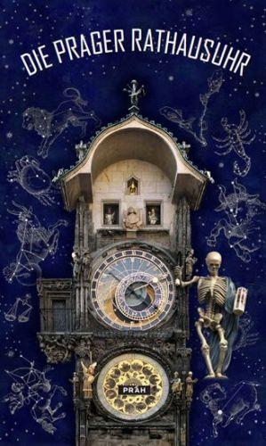Pražský orloj / Die Prager Rathausuhr cena od 195 Kč