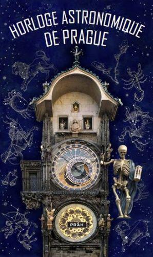 Pražský orloj / Horloge astronomique de Prague cena od 200 Kč
