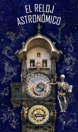 Pražský orloj / El Reloj astronómico cena od 200 Kč
