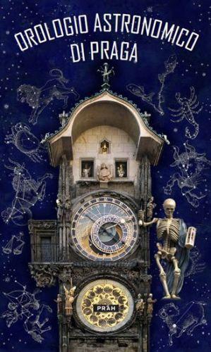 Pražský orloj / Orologio astronomico di Praga cena od 200 Kč