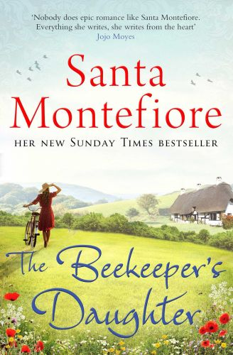 XXL obrazek Santa Montefiore: The Beekeeper´s Daughter