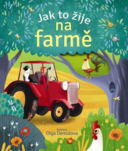 Olga Demidova: Jak to žije na farmě cena od 140 Kč