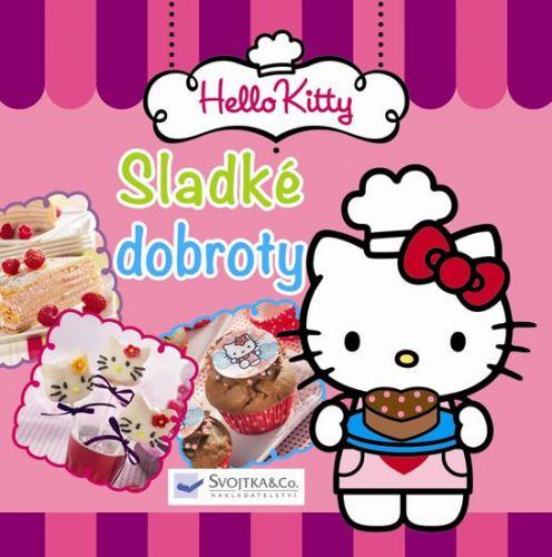 Svojtka Hello Kitty - Sladké dobroty cena od 155 Kč