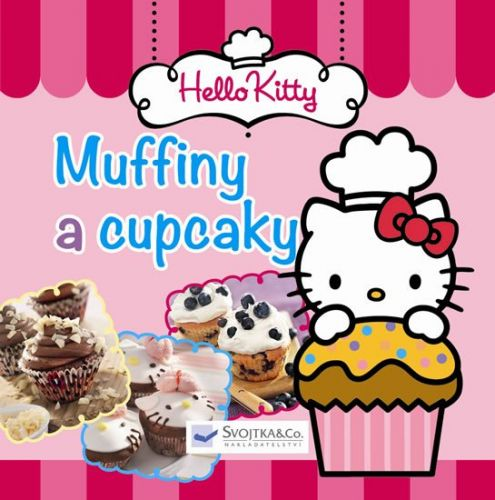 Svojtka Hello Kitty - Muffiny a cupcaky cena od 156 Kč