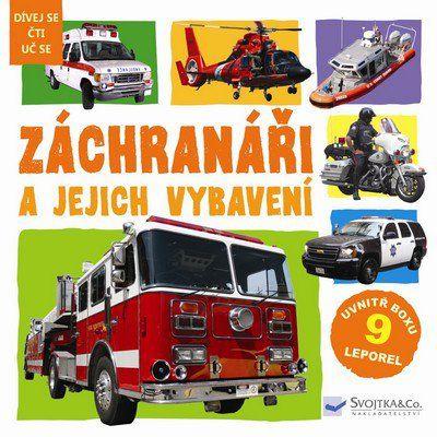 Svojtka Záchranáři a jejich vybavení cena od 162 Kč