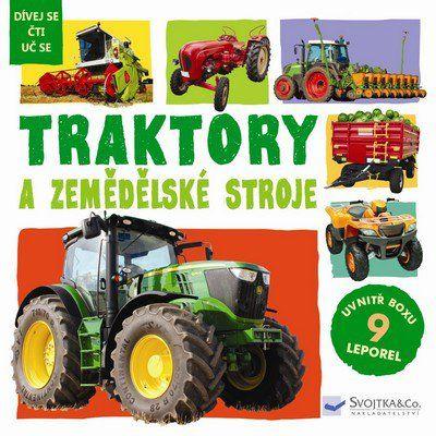 Svojtka Traktory a zemědělské stroje cena od 165 Kč