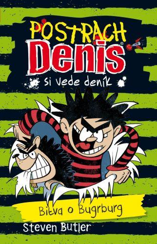 Steven Butler: Postrach Denis si vede deník 2 - Bitva o Bugrburg cena od 123 Kč