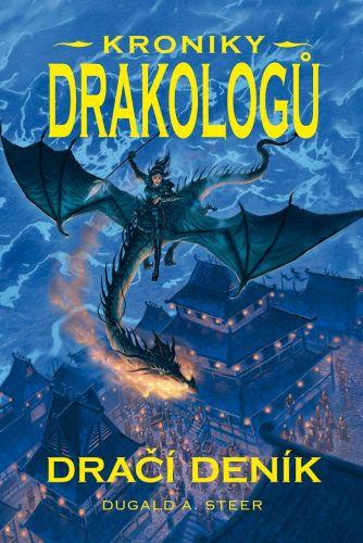 Dugald Steer: Kroniky drakologů 2 - Dračí deník cena od 167 Kč