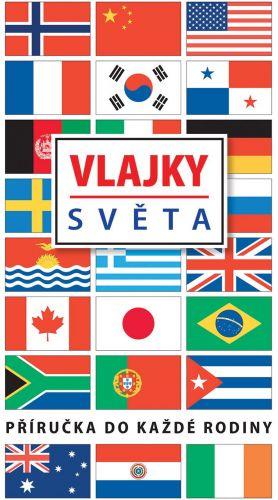 SLOVART Vlajky světa - Příručka na každé rodiny cena od 399 Kč