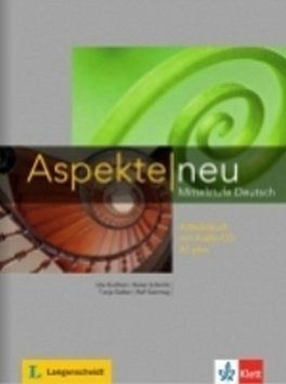 Klett Aspekte neu B1+ Arbeitsbuch, CD cena od 270 Kč