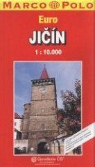 Jičín/plán GCS 1:10T cena od 32 Kč