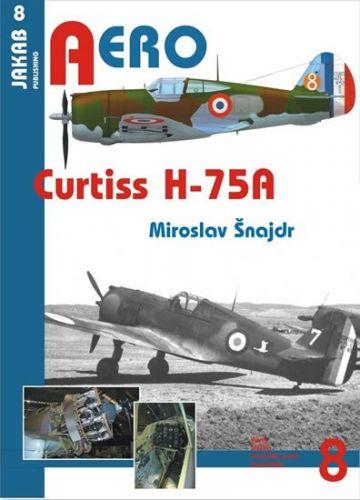 Miroslav Šnajdr: Curtiss H-75A cena od 61 Kč