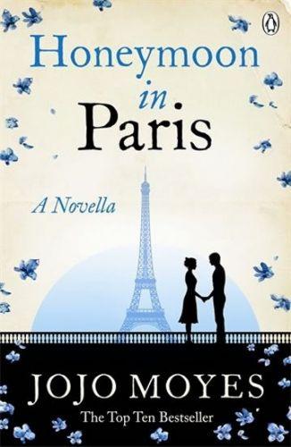 Moyesová Jojo: Honeymoon in Paris cena od 134 Kč