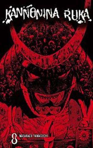 Masakazu Yamaguchi: Kannonina ruka 8 cena od 187 Kč