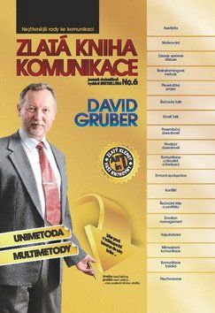 David Gruber: Zlatá kniha komunikace cena od 330 Kč