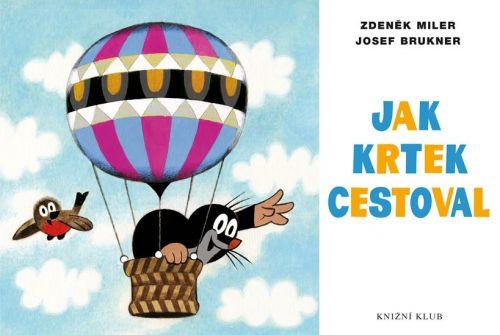 Zdeněk Miler, Josef Brukner: Jak Krtek cestoval cena od 70 Kč