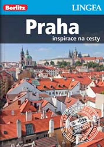 Lingea Praha - Inspirace na cesty cena od 122 Kč