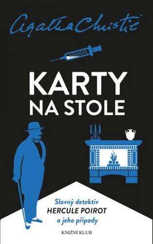 Agatha Christie: Poirot: Karty na stole cena od 223 Kč