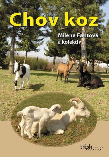 Milena Fantová: Chov koz cena od 137 Kč