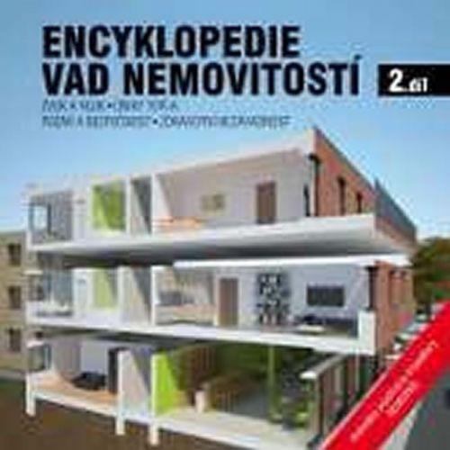 Encyklopedie vad nemovitostí 2. cena od 370 Kč