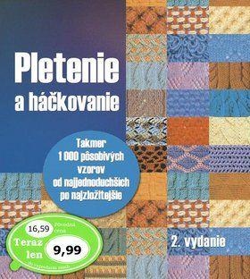 Ottovo nakladateľstvo Pletenie a háčkovanie cena od 217 Kč