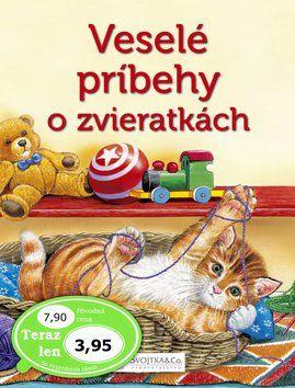 Svojtka Veselé príbehy o zvieratkách cena od 0 Kč