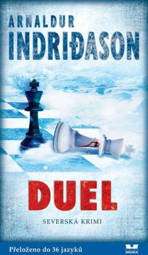 Arnaldur Indridason: Duel cena od 44 Kč