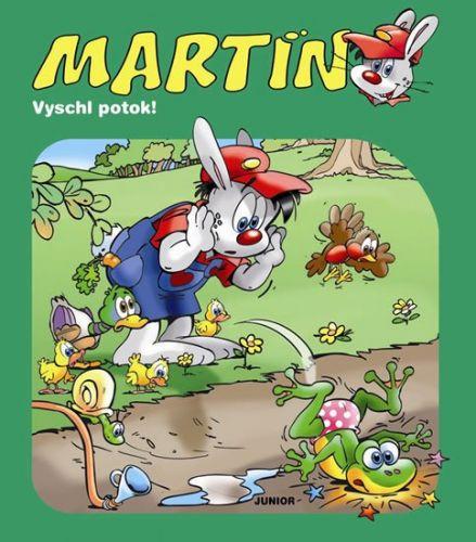 Jan Ivens: Martin - Vyschl potok! cena od 37 Kč