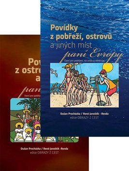 Dušan Procházka: Balíček 2 ks Povídky z pobřeží, ostrovů a jiných míst a Povídky z ostrovů a pob. cena od 76 Kč