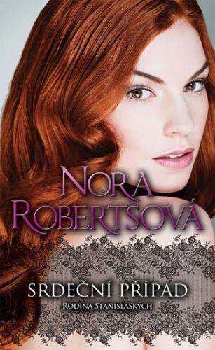Nora Roberts: Srdeční případ cena od 189 Kč