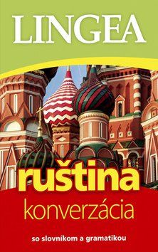 Lingea Ruština konverzácia cena od 134 Kč