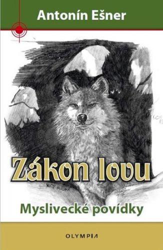 Antonín Ešner: Zákon lovu cena od 129 Kč