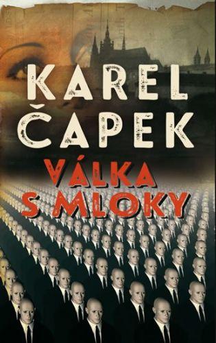 Karel Čapek: Válka s mloky cena od 120 Kč