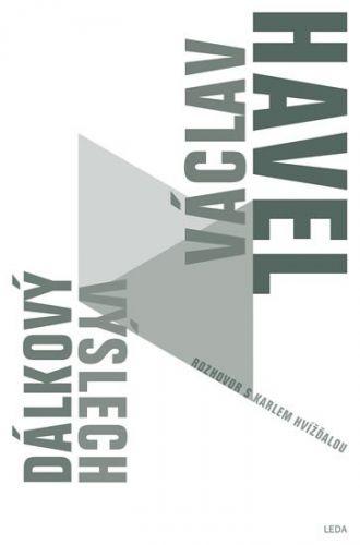 Václav Havel, Karel Hvížďala: Dálkový výslech cena od 142 Kč