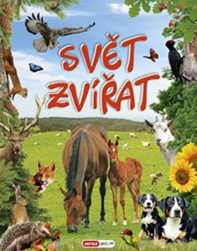 INFOA Svět zvířat cena od 129 Kč