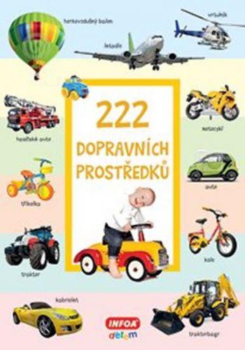 INFOA 222 dopravních prostředků cena od 145 Kč