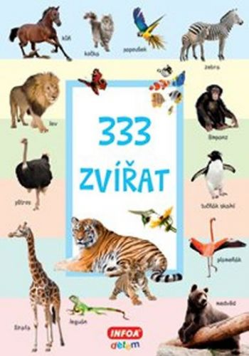 INFOA 333 zvířat cena od 142 Kč