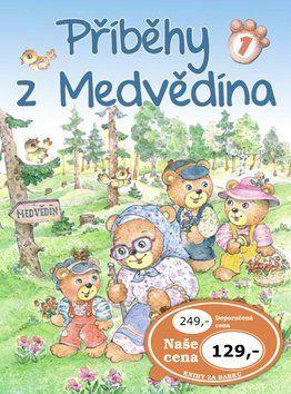 Ottovo nakladatelství Příběhy z Medvědína 1 cena od 64 Kč